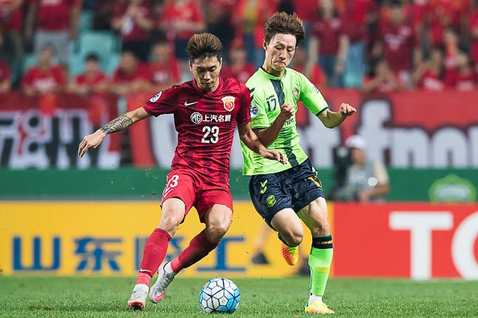 Trực tiếp Shanghai SIPG vs Jeonbuk Motors trên kênh nào?
