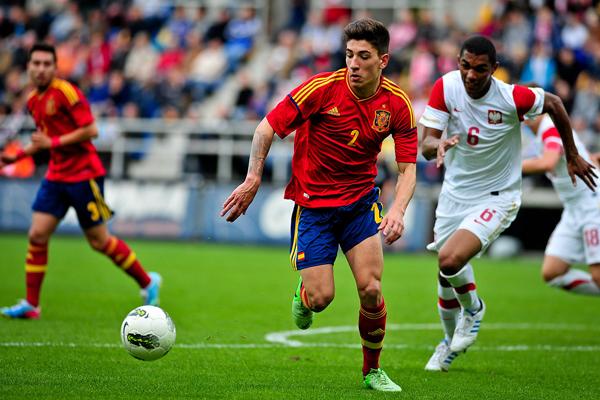 Trực tiếp U21 Tây Ban Nha vs U21 Bỉ, 23h30 ngày 19/6