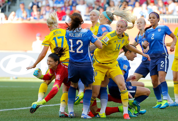 Nhận định bóng đá hôm nay 20/6: Nữ Thụy Điển vs Nữ Mỹ