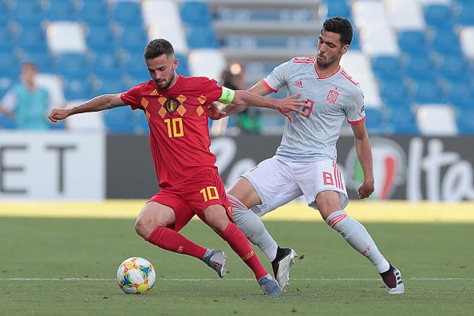 Kết quả U21 châu Âu hôm nay 20/6: Tây Ban Nha 2-1 Bỉ