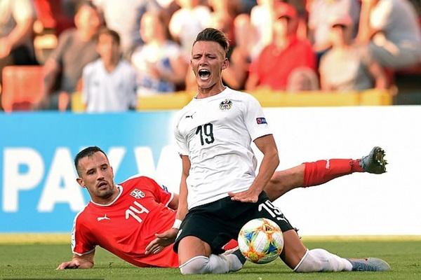 Nhận định U21 Đan Mạch vs U21 Áo, 23h30 ngày 20/6 (U21 châu Âu)