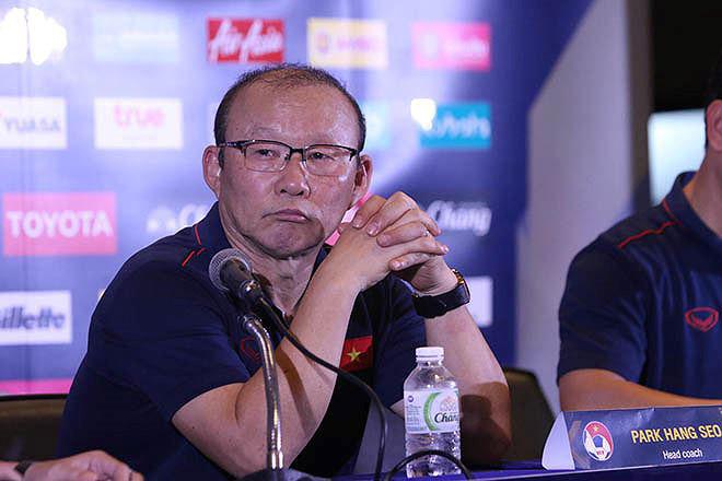 Người đại diện của HLV Park Hang-seo lên tiếng về hợp đồng với ĐT Việt Nam