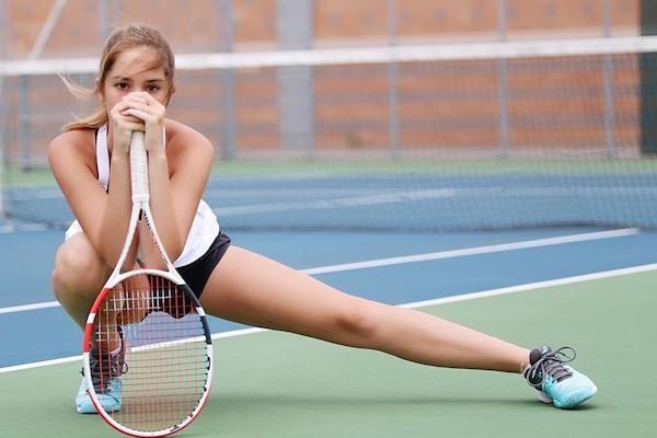 Makenzie Raine: Hoa khôi mới của làng tennis thế giới