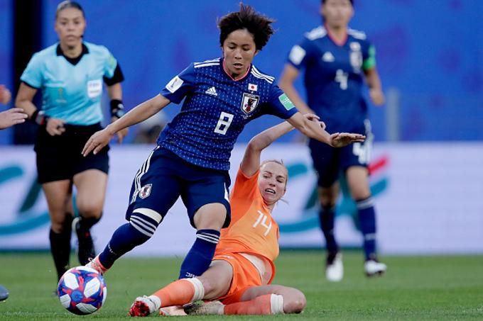 Trực tiếp Nữ Hà Lan 1-1 Nữ Nhật Bản (H1): Hiệp 1 kết thúc