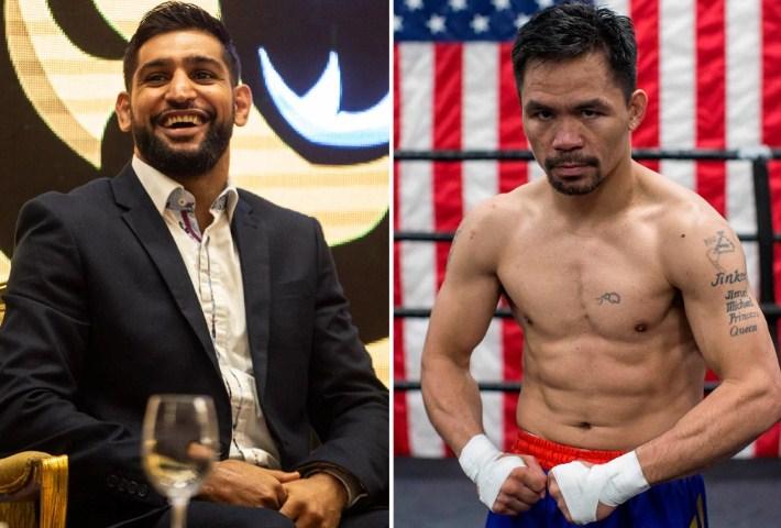 Manny Pacquiao vs Amir Khan diễn ra khi nào, ở đâu?