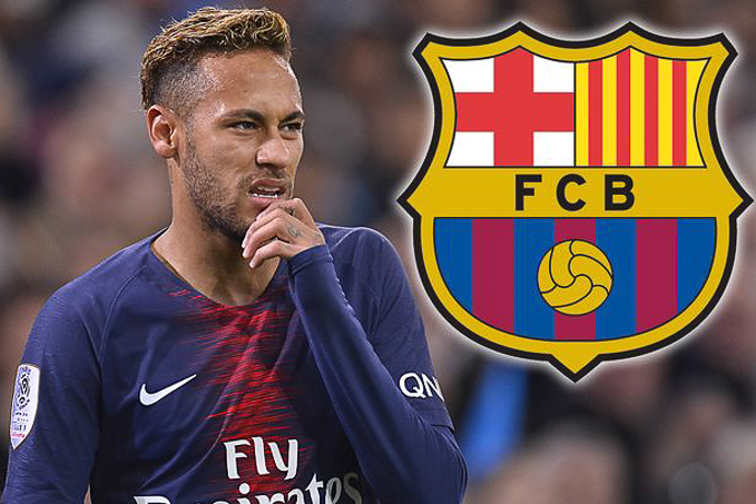 Barca chưa hề có ý định mua Neymar
