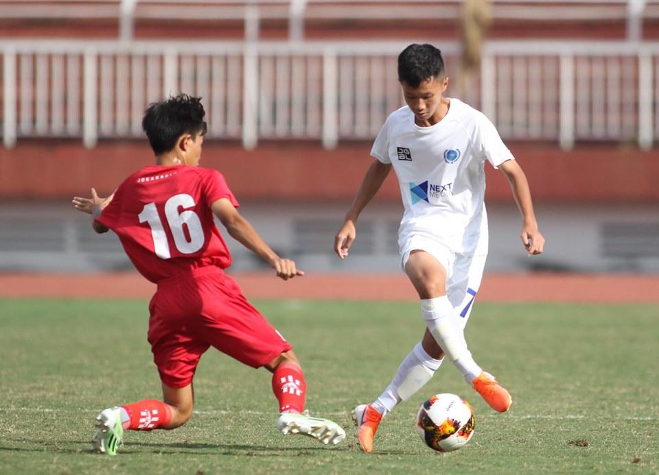 Em họ Công Phượng được triệu tập lên U15 Việt Nam