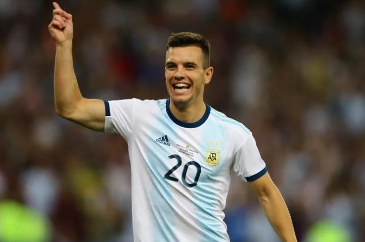 Lautaro Martinez và Giovani Lo Celso: Sức trẻ giúp Argentina hồi sinh ở Copa America 2019