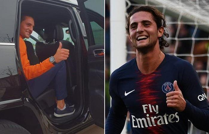 Adrien Rabiot chính thức bỏ MU, gia nhập Juventus theo dạng chuyển nhượng tự do