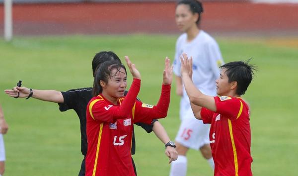 Xem trực tiếp Nữ TPHCM 2 vs Nữ Thái Nguyên ở đâu?