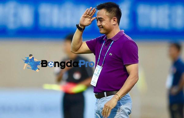 Nguyễn Đức Thắng từ chức HLV trưởng CLB Thanh Hóa