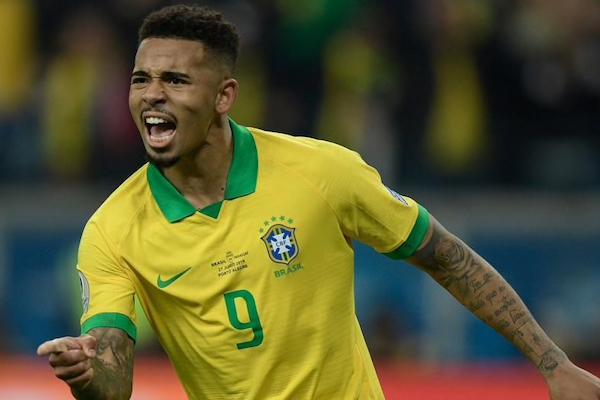 Gabriel Jesus hoá gà son của ĐT Brazil ở Copa America 2019