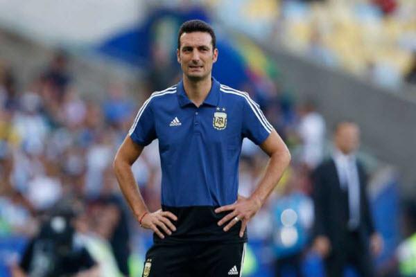 HLV Lionel Scaloni tạo nên kỷ lục hy hữu trong lịch sử Copa America