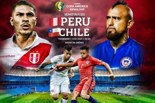 Tiên tri Cass dự đoán Chile vs Peru, 7h30 ngày 4/7