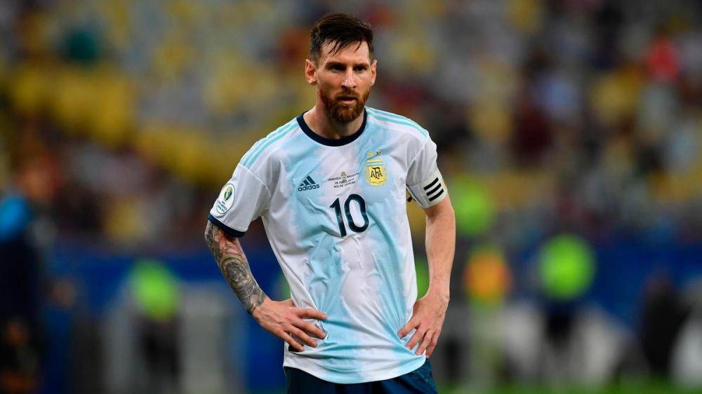 Lionel Messi chính thức lên tiếng về việc giã từ ĐT Argentina sau Copa America 2019