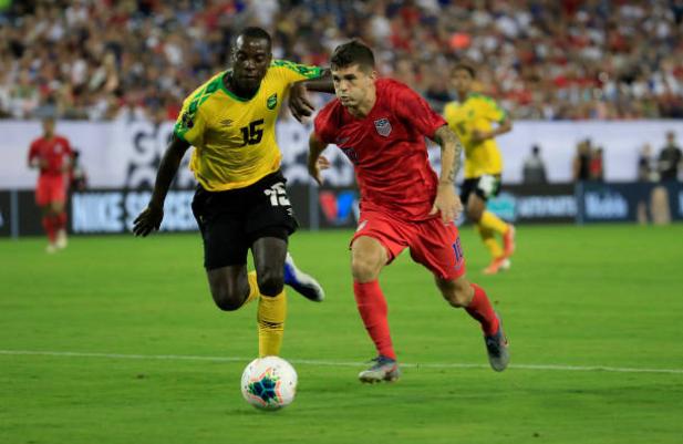 Trực tiếp Mỹ 3-1 Jamaica (H2): Pulisic lập cú đúp, dấu chấm hết cho Jamaica