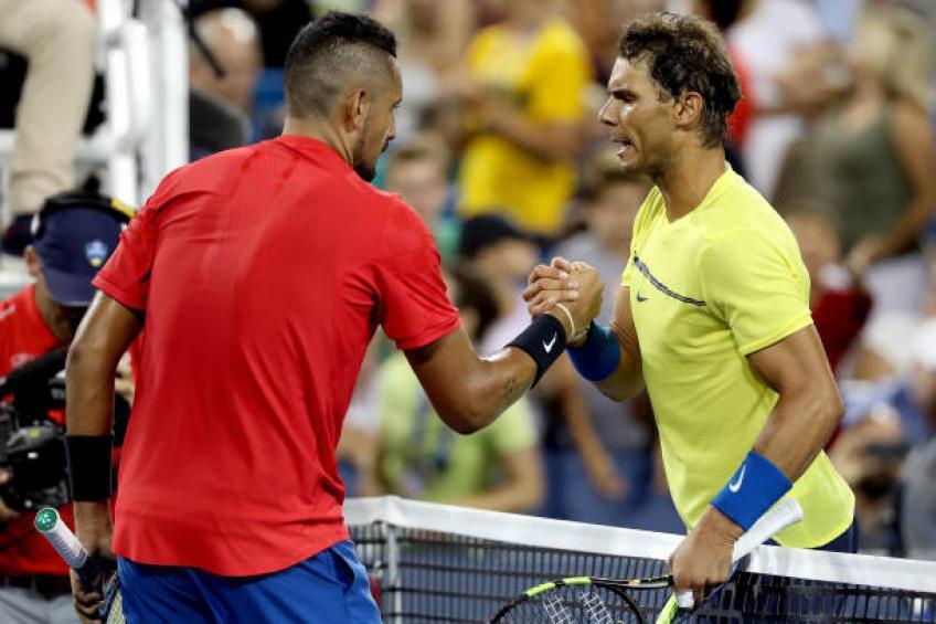 Trực tiếp Rafael Nadal vs Nick Kyrgios (Vòng 2 Wimbledon 2019) trên kênh nào?