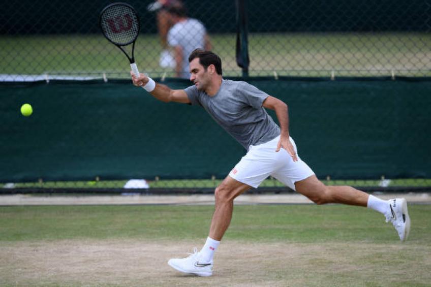 Trực tiếp Roger Federer vs Jay Clarke (Vòng 2 Wimbledon 2019) trên kênh nào?