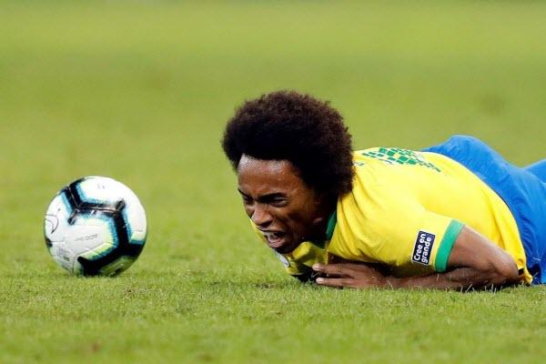 Brazil thiệt quân trước Peru ở trận chung kết Copa America 2019