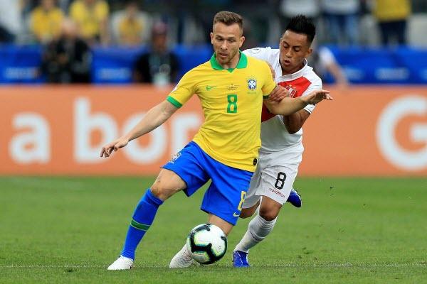 Nhận định Brazil vs Peru, 3h ngày 8/7