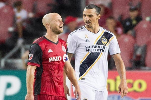 Trực tiếp LA Galaxy vs Toronto, 9h30 ngày 5/7