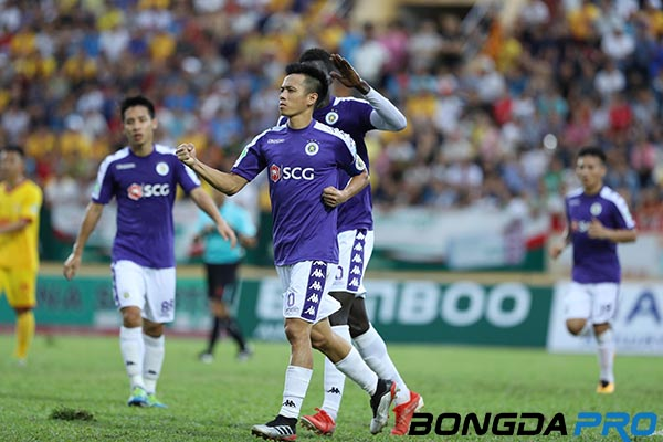 Nam Định 3-4 Hà Nội FC: Đại diện thủ đô lọt vào bán kết Cúp Quốc gia