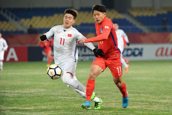 Việt Nam sắp đụng độ Hàn Quốc và một đội bóng Premier League