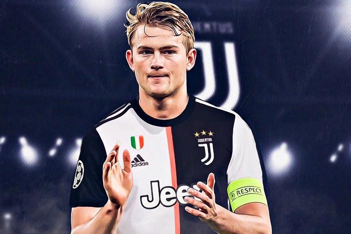 Chuyển nhượng 5/7: Juventus hờ hững vụ Matthijs de Ligt,
