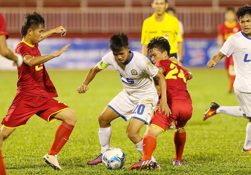 U17 HAGL lọt vào bán kết VCK U17 quốc gia một cách khó tin