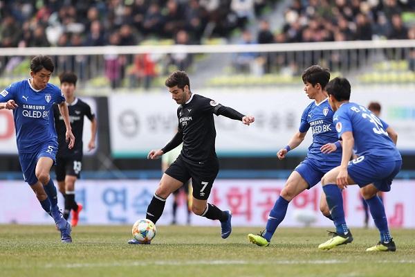 Nhận định Jeonbuk Motors vs Seongnam, 17h ngày 7/7 (K-League 2019)