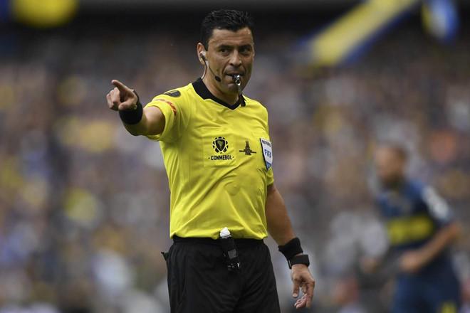 Trọng tài bắt chính chung kết Copa America 2019: Bất lợi cho Peru