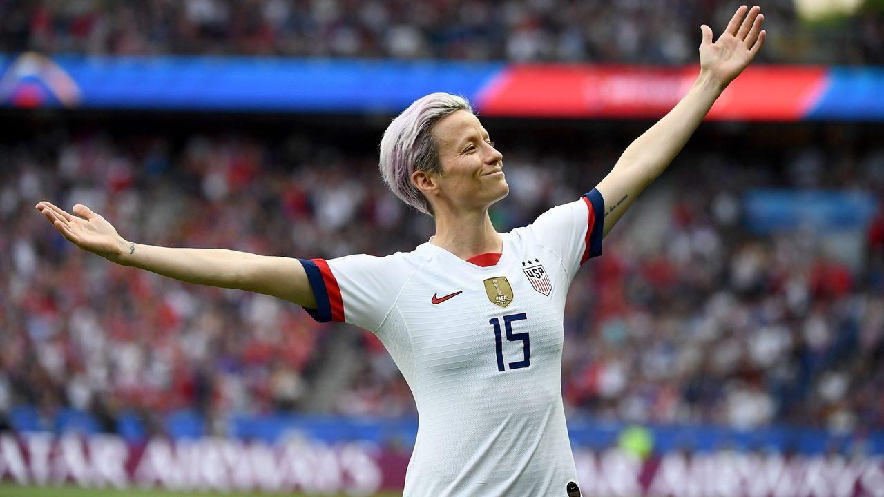 Vô địch bóng đá nữ thế giới 2019: sao ĐT Mỹ 'cự tuyệt' Nhà Trắng, chỉ trích FIFA