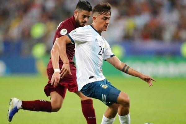 Trực tiếp Argentina vs Chile, 2h ngày 7/7: Dybala lần đầu đá chính tại Copa America 2019