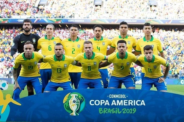 Trực tiếp Brazil vs Peru, 3h 8/7 (Chung kết Copa America 2019)