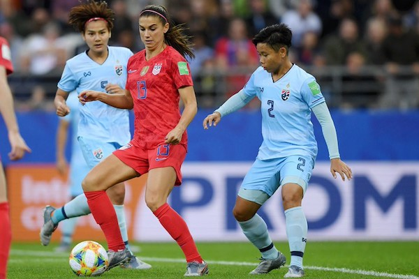 Vô địch bóng đá nữ thế giới 2019: Mỹ và Hà Lan tranh ngôi vương, Thụy Điển giành HCĐ