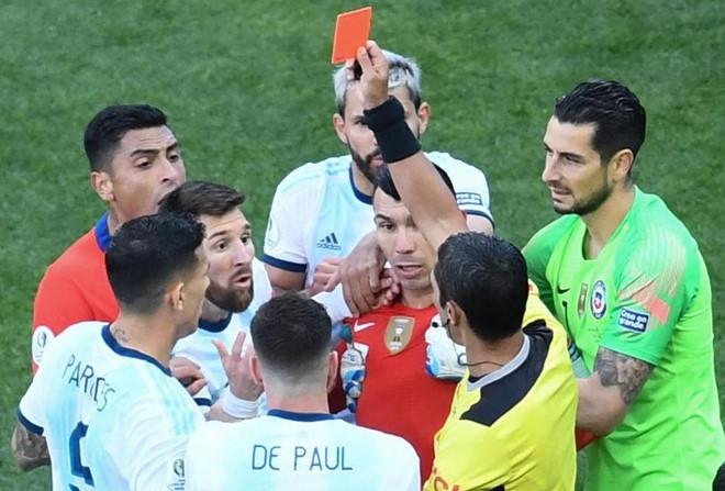 Lionel Messi có thể bị cấm dự Copa America 2020