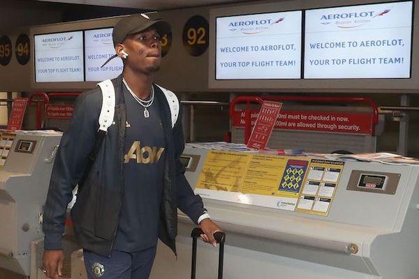 Paul Pogba và Romelu Lukaku vẫn có tên trong danh sách du đầu của MU hè 2019