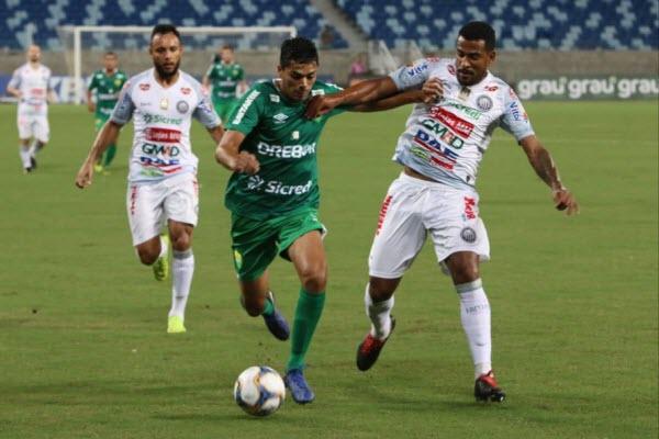 Nhận định Vitoria Salvador vs Cuiaba, 5h15 ngày 10/7 (Brazil Serie B)