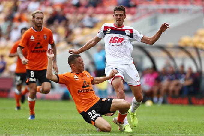 Trực tiếp Brisbane Roar 2 vs Lions, 16h ngày 9/7