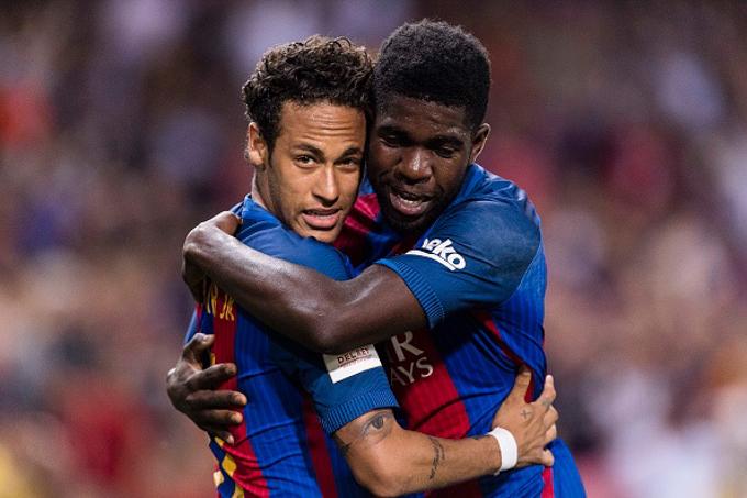 Chuyển nhượng 10/7: Barca dùng Samuel Umtiti đổi Neymar, Juventus mua thêm trung vệ trẻ