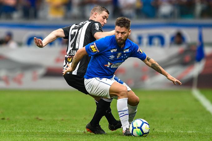 Trực tiếp Cruzeiro vs Atletico Mineiro, 6h ngày 12/7