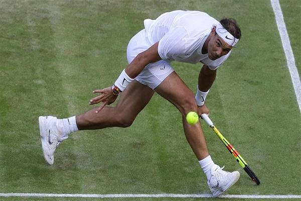 Lịch thi đấu Wimbledon 2019 hôm nay 12/7: Bán kết Federer vs Nadal