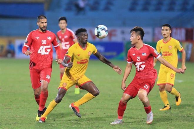 Nhận định Nam Định vs Viettel, 17h ngày 12/7 (V-League 2019)