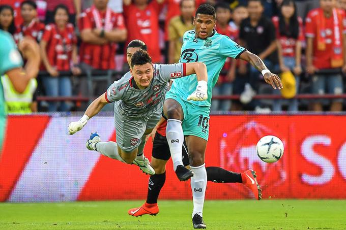 Trực tiếp Chiangmai vs Muang Thong United, 20h ngày 12/7