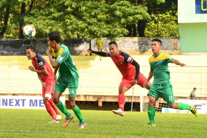 Bình Phước 0-0 Đắk Lắk: Trụ cột im tiếng, Bình Phước lỡ cơ hội lên đỉnh