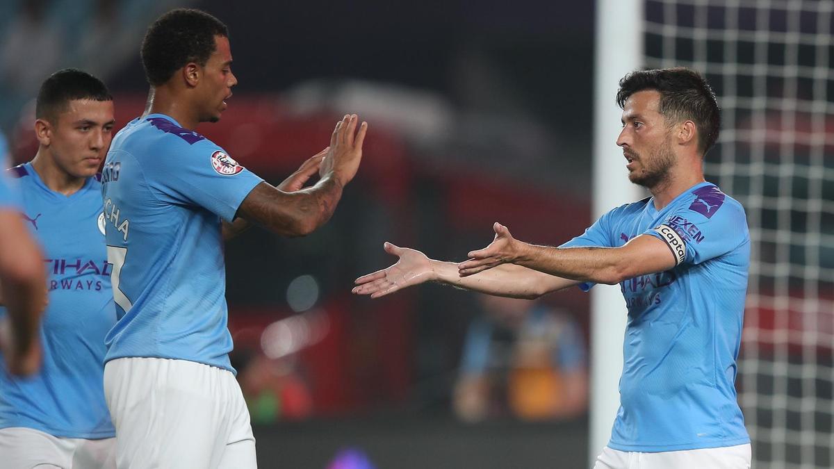 Danh sách cầu thủ Manchester City mùa giải 2019/2020: Tân binh Rodri