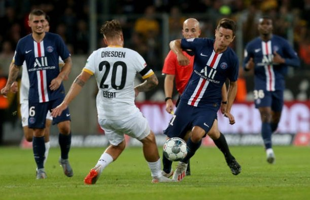 Danh sách cầu thủ PSG mùa giải 2019/20: A. Herrera cập bến Parc des Princes