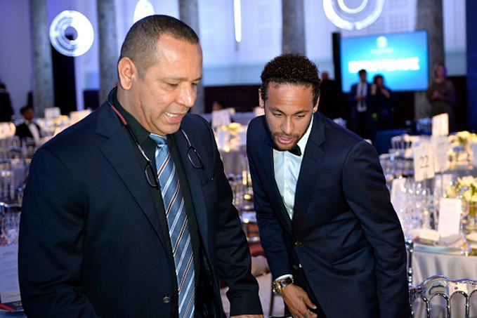 Juventus bất ngờ gặp cha đẻ Neymar, sẵn sàng tạo bom tấn