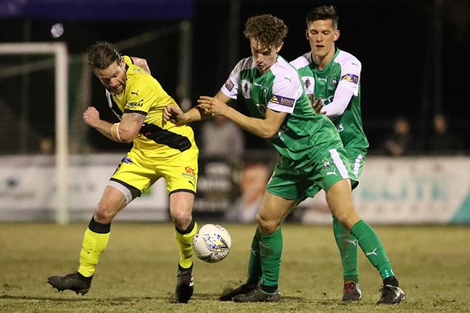Trực tiếp bóng đá Bentleigh Greens vs Heidelberg United, 17h15 ngày 19/7