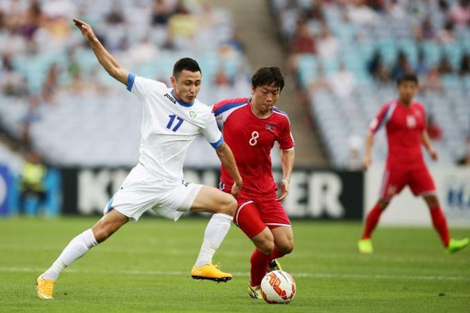 Trực tiếp bóng đá Tajikistan vs Triều Tiên, 21h30 ngày 19/7